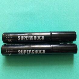 Для глаз - Объемная тушь для ресниц Avon  SuperShock 10мл, 0