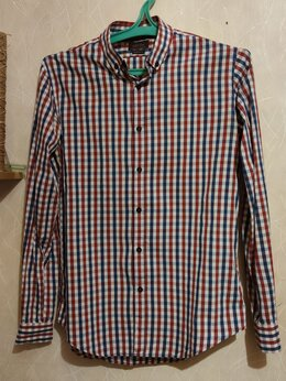 Рубашки - Рубашка мужская Zara Man 48-50, 0