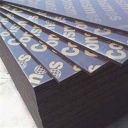Древесно-плитные материалы - Ламинированная фанера 1220х2440х18мм , 0