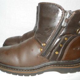Ботинки - Ботинки р.35, 0