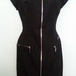 Платья - Платье чёрное р. 44-46 новое Турция, 0