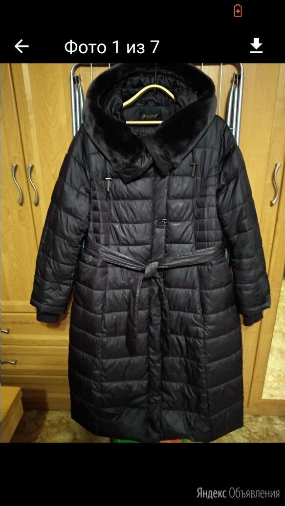 Классное пальто- плащ  56.р.р по цене 3000₽ - Пальто, фото 0