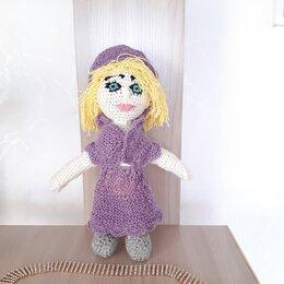 Куклы и пупсы - Игрушка вязаная, 0