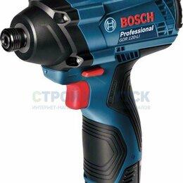 Гайковерты - Комбинированный комплект Bosch GDR 120-LI (06019F0000), 0