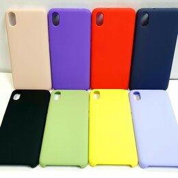 Чехлы - Чехол Silicone Case Xiaomi Redmi 7A., 0