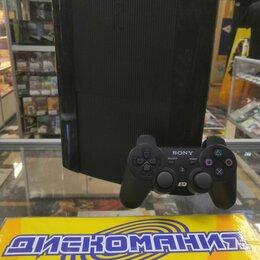 Игровые приставки - PS3 SuperSlim 500gb, 0