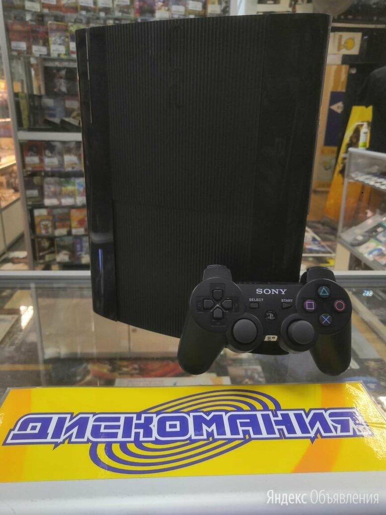 PS3 SuperSlim 500gb по цене 8999₽ - Игровые приставки, фото 0