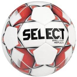 Мячи - Детский футбольный мяч Select Brillant Replica #4, 0