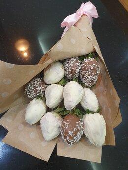 Подарочные наборы - Букет клубника в шоколаде, 0