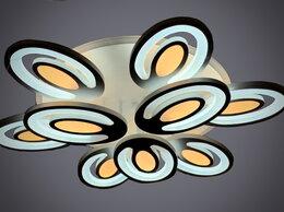 Люстры и потолочные светильники - Светильник LED потолочный 8017/6+3 270W, 0
