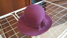 Головные уборы - Итальянская шляпа из шерсти, 0