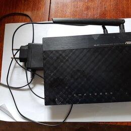 Проводные роутеры и коммутаторы - ASUS DSL- N10 11N Wireless ADSL Modem Router, 0