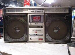 Музыкальные центры,  магнитофоны, магнитолы - Магнитола Sharp GF-9494 - Made in Japan  1978 г, 0