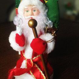 Новогодние фигурки и сувениры - Русский музыкальный Дед Мороз, 0