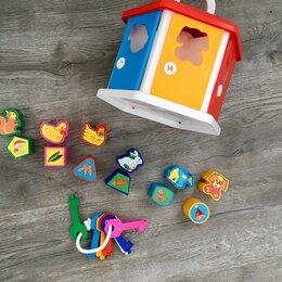 Развивающие игрушки - Игрушки развив(логик+муз) на 1+, 0