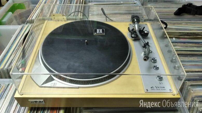 Проигрыватель виниловых дисков Victor JL-B31 по цене 19500₽ - Проигрыватели виниловых дисков, фото 0