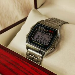 Наручные часы - Часы Casio WR silver, 0
