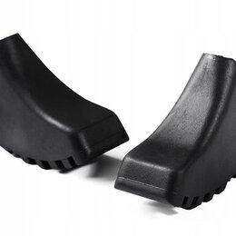 Палки - Сменные резиновые наконечники для ходьбы по асфальту для палок Gekars, 0