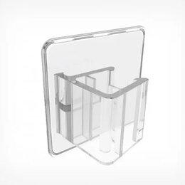 Расходные материалы - Клипса для крепления пластик. рамок больших форматов под углом 0° к поверхности , 0