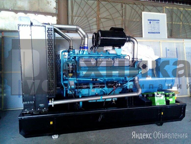 Дизельный генератор - электростанция 500-2000 кВт по цене 3100000₽ - Электрогенераторы и станции, фото 0