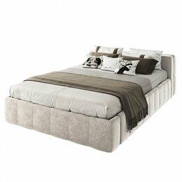 Кровати - Кровать подростковая 140х200 см молочная Bonaldo, 0