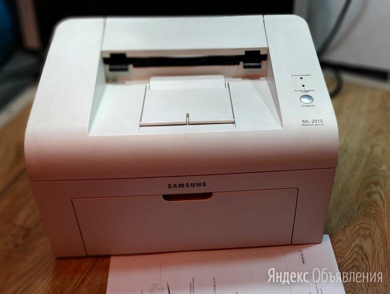 Принтер лазерный по цене 5000₽ - Принтеры, сканеры и МФУ, фото 0