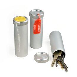 Карты и метки доступа - Пенал металлический  для ключей 120*40 мм, ГОСТ 31282-2004, 0