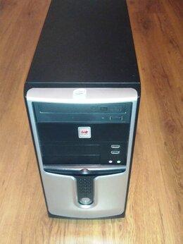 Настольные компьютеры - Системник Core 2 Duo 1.86 GHz RAM 4 Gb HDD 160 Gb, 0
