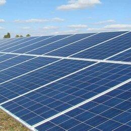 Архитектура, строительство и ремонт - Солнечная электростанция монтаж, 0