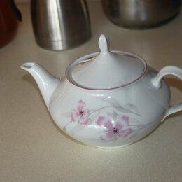 Чайники - чайник заварчный  1 литр  Чехословакия , 0