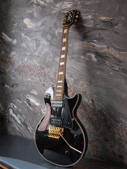 Электрогитары и бас-гитары - Burny RLC 80 S  (Les Paul Custom), 0