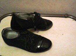 Ботинки - Полуботинки на девочку, 0