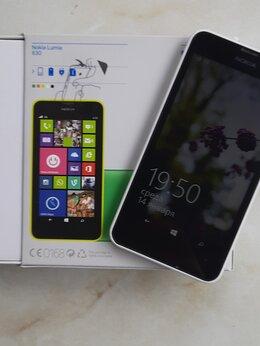 Мобильные телефоны - Продаю Nokia lumia 630, 0