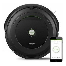 Роботы-пылесосы - Roomba 696, 0