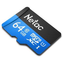 Карты памяти - Флеш карта Xin Rui 64gb Card Class 10 microsd 64 гигабайт флешка новая, 0