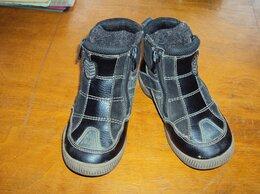 Сапоги, полусапоги - Полусапоги ботинки Капика Натуральная кожа, 0