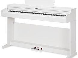 Клавишные инструменты - Цифровое пианино Becker BDP-92W, 0