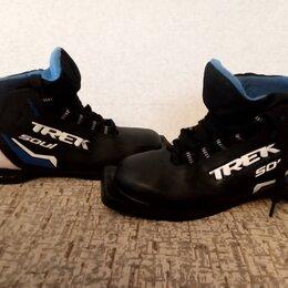 Ботинки - Ботинки лыжные, детские размер 36, 0