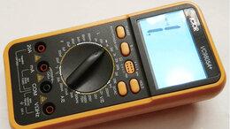 Измерительное оборудование - Мультиметр цифровой Victor VC9805A+, 0