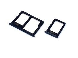 Прочие запасные части - Лоток для SIM-карты Samsung Galaxy J4 Plus…, 0
