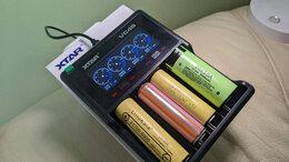 Зарядные устройства для стандартных аккумуляторов - XTAR VC4S Зарядное устройство для 18650 21700…, 0
