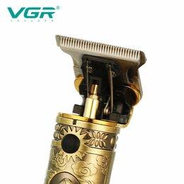 Машинки для стрижки и триммеры - Триммер для Бороды и Окантовки VGR V-228, 0