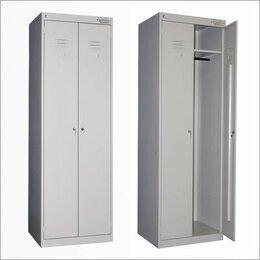 Мебель для учреждений - Шкафы металлические для одежды ШР, 0