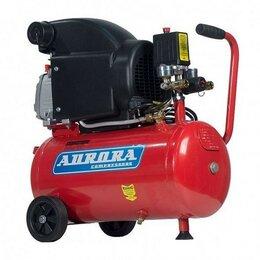 Воздушные компрессоры - Компрессор Aurora AIR 25, 1500 Вт, 206 л/мин, 0