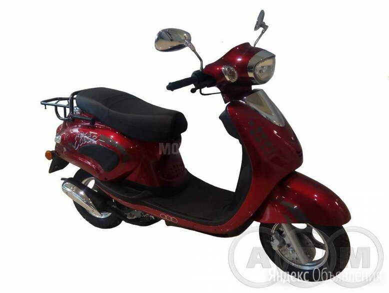 Скутер ABM (АВМ) Elite 50cc (2019) по цене 51920₽ - Мото- и электротранспорт, фото 0