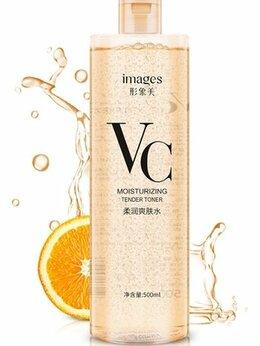 Тонизирование - Увлажняющий нежный тонер для лица с витамином С…, 0