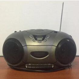 Музыкальные центры,  магнитофоны, магнитолы - Бумбокс Lg CD-323AX, 0