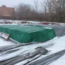 Тенты строительные - Тент укрытия Тарпаулин, 0