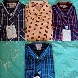 Рубашки - Рубашки новые для мальчика. 100% х/б, 0