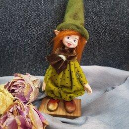 Другое - Эльфийка кукла ручной работы из полимерной глины. Коллекционная авторская кукла, 0
